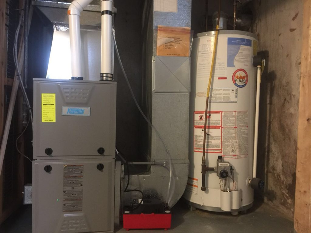 completed furnace installation 1