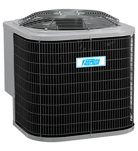 KEEPRITE Performance 16 Seers Central Air Conditioner-NXA6 Image