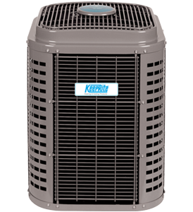 KEEPRITE ProComfort Deluxe 19 SEERS Air Conditioner with SmartSense-CVA9 Image