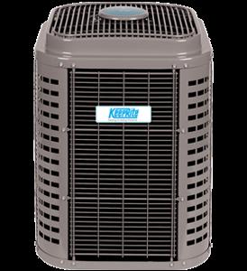 KEEPRITE ProComfort Deluxe 19 SEERS Air Conditioner with SmartSense-CVA9 Image