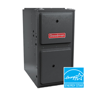 GOODMAN TWO STAGE VARIABLE SPEED UP TO 96% EFFICIENCY-GMVC96 Image