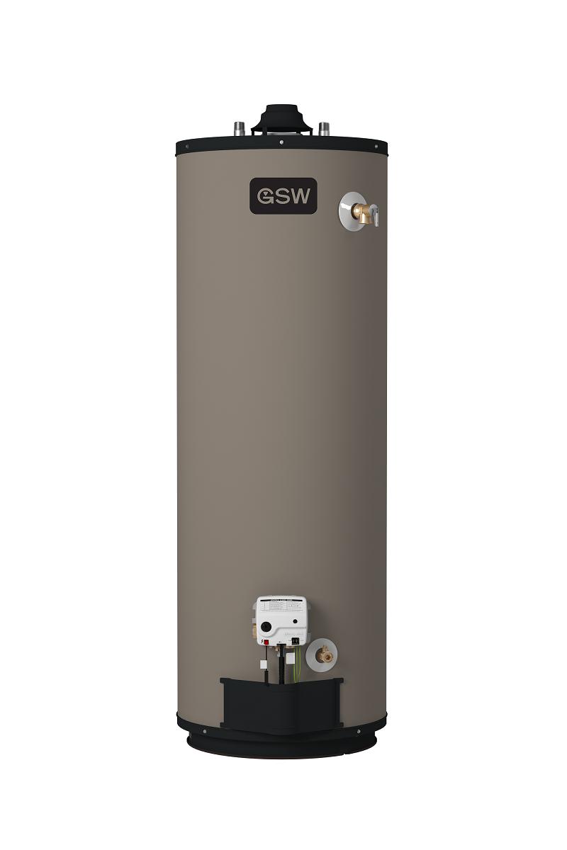 GSW Atmospheric Vent Gas Water Heater CV40,50,60 U.S Gallon Image