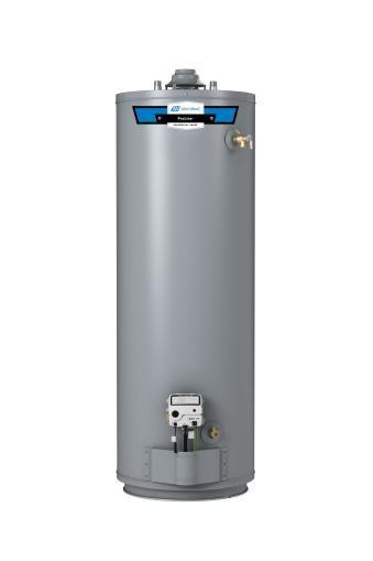 JOHNWOOD ProLine® XE Power Vent Gas Water Heaters-PV40,50,60 U.S.Gallon Image