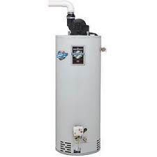 BRANDFORD WHITE Residential Power Vent Gas Water Heater The TTW® Models-PV40, 50 ,60 U.S.GALLON Image